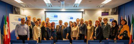 Projekt EPAS – Szkoła-Ambasador Parlamentu Europejskiego
